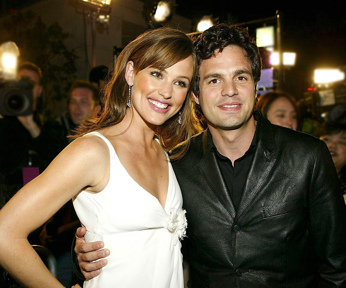 Jennifer Garner e Mark Ruffalo (Foto: Getty Images)