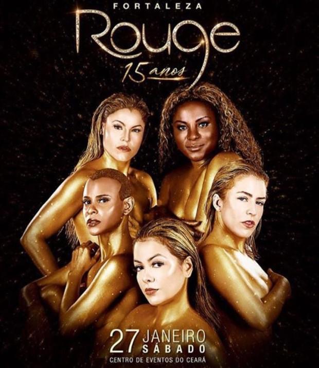 Rouge (Foto: Reprodução/Instagram)