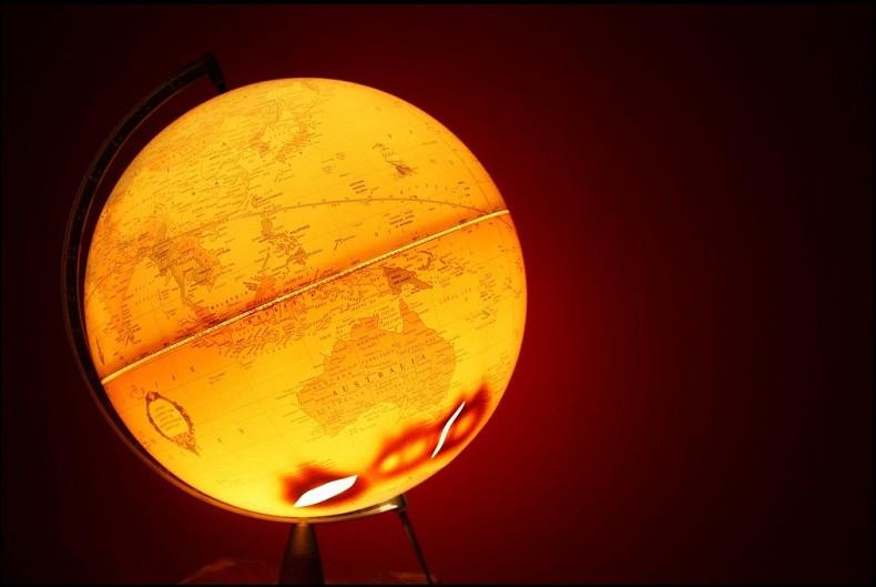 O mundo vai ganhar temperaturas dignas de desertos? (Foto: Flickr/meanMRmustard/Creative Commons)