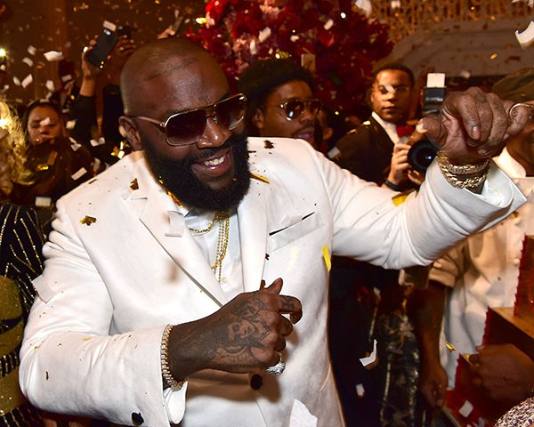Rick Ross (Foto: Getty Images)