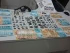 PM prende traficante de drogas com R$ 8.810 em Governador Valadares