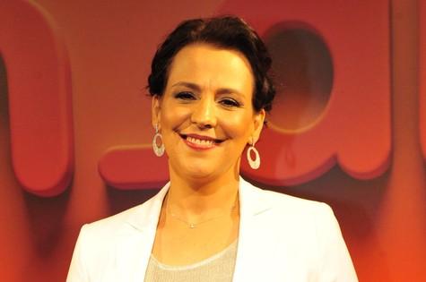 Ana Beatriz Nogueira (Foto: Alex Carvalho/ TV Globo)
