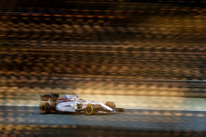 Felipe Massa, Williams, treino classificatório, GP do Bahrein, Fórmula 1 (Foto: Getty Images)
