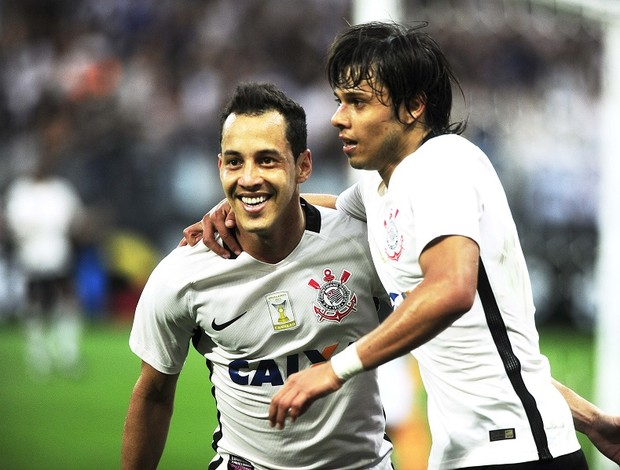 Corinthians x América-MG Rodriguinho Romero