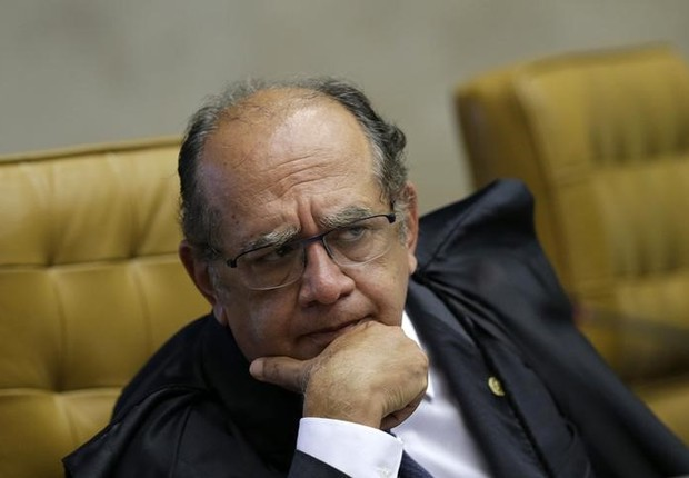 Gilmar Mendes - STF - TSE (Foto: Ueslei Marcelino/Reuters)