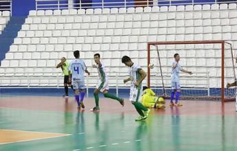 Estrela do Norte vence e é líder do Amazonense de Futsal Masculino