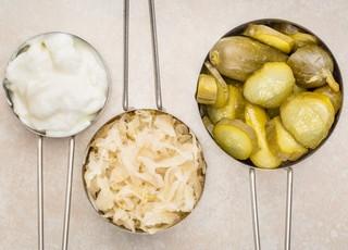 Alimentos ricos em probióticos (Foto: iStock Photo)