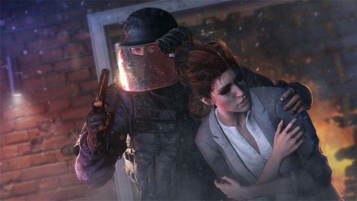 Open Beta de Rainbox Six Siege chega poucos dias antes do seu lançamento (Foto: Divulgação/Ubisoft)