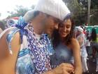 Designer cria carimbos para  ajudar paquera (Vivianne Ramos / G1)
