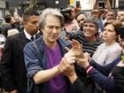 Selma Egrei sobre morte de Domingos Montagner: 'Vida imitou a arte'