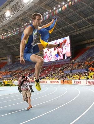 Bondarenko Mundial Moscou (Foto: Agência AP)