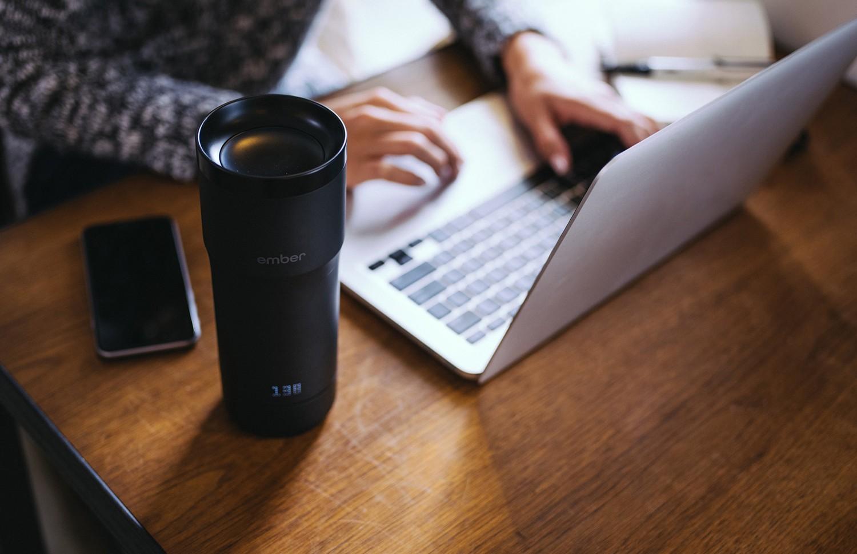Ember, a caneca que mantém a temperatura constante da sua bebida (Foto: Divulgação)
