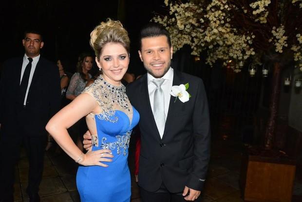 Marcos, parceiro de dupla com Belutti  (Foto: Photo Rio News)