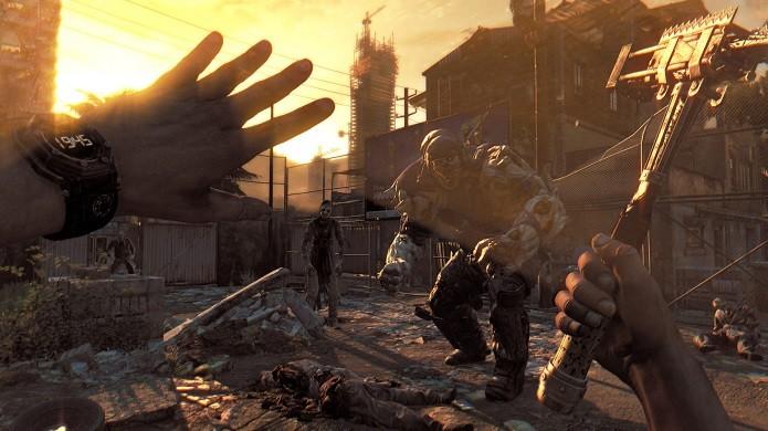Dying Light: dificuldade do game é grande. (Foto: Divulgação)
