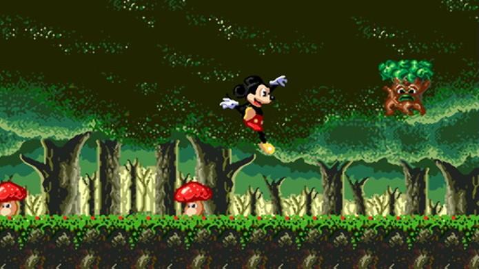 Castle of Illusion captou perfeitamente o charme da Disney no Mega Drive (Foto: SegaDriven)