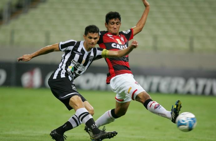 Ceará, Vitória, Copa do Nordeste, Castelão (Foto: Kid Júnior/Agência Diário)