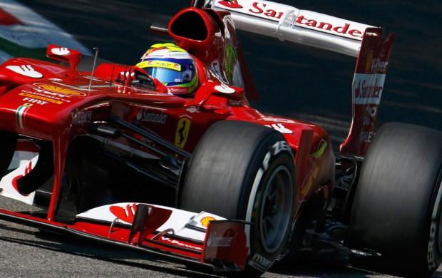 Felipe Massa Ferrari gp da Itália (Foto: Agência Reuters)