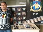 Polícia prende traficante em RR; assaltantes denunciaram suspeito