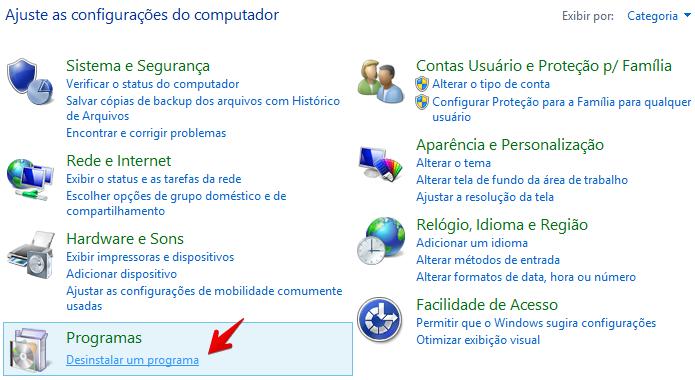 Acesse o gerenciador de aplicativos do sistema (Foto: Reprodução/Helito Bijora)