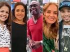 Fátima sonha com a presença de Lulu Santos e Roberto Carlos no Encontro