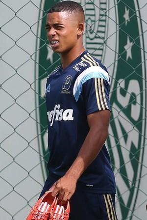 Gabriel Jesus Palmeiras (Foto: Cesar Greco/Ag Palmeiras/Divulgação)