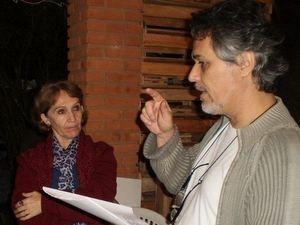 Haroldo Botta, ator, encabeça abaixo-assinado contra rodeio em São Pedro (Foto: Acervo pessoal)