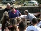 Amigos mortos em acidente no MT são enterrados no Sul do ES