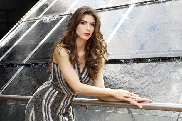 Letícia Kuhn, Miss Rio Grande do Sul (Foto: Celso Tavares / EGO)