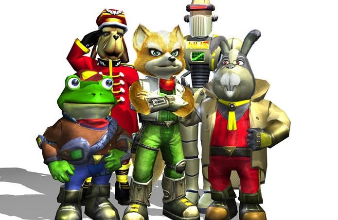 Os personagens de Star Fox (Foto: Reprodução/Star Fox Wiki)