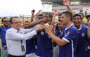 Serrano é campeão do segundo turno (Foto: Úrsula Nery / Agência FERJ)