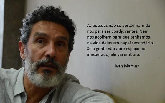 Ser jovem está na moda - Ivan Martins (Foto: Divulgação)