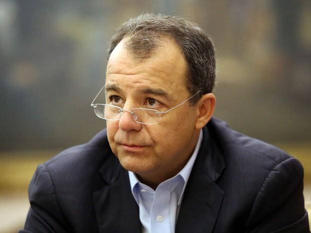 O ex-governador do RJ Sérgio Cabral (Foto: Fábio Motta/Estadão Conteúdo/Arquivo)