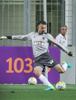 Victor; Atlético-MG (Foto: Bruno Cantini/Atlético-MG)
