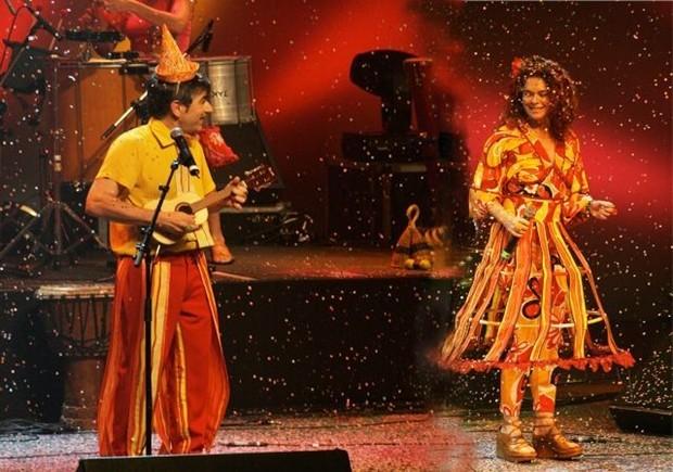 'Palavra Cantada' faz apresentação no sábado em Rio Preto (Foto: Divulgação / Gal Oppido)