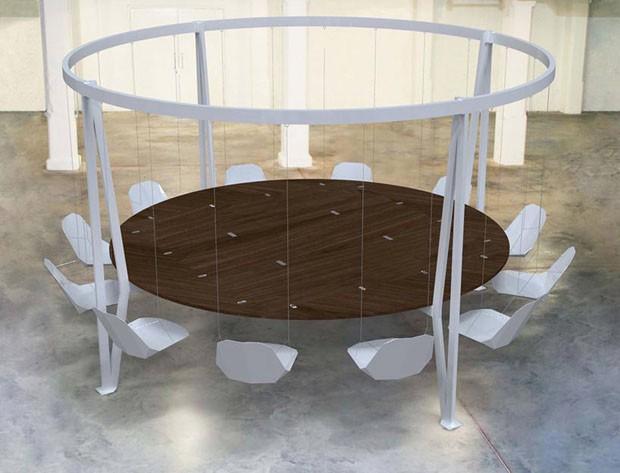 Swing table (Foto: Divulgação)