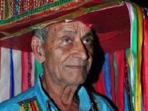 Mestre Juvenal Leonardo morreu em Arapiraca (Foto: Divulgação/Secult)