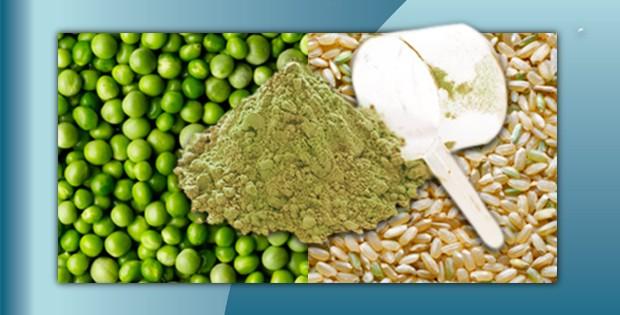 euatleta proteina arroz ervilha (Foto: eu atleta)