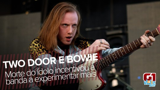 Two Door Cinema Club: morte de David Bowie incentivou disco 'experimental e corajoso', diz vocalista