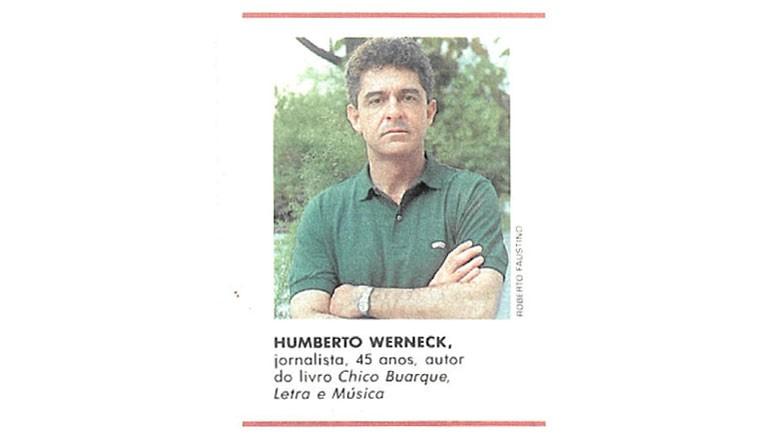 humberto-werneck (Foto: Editora Globo)