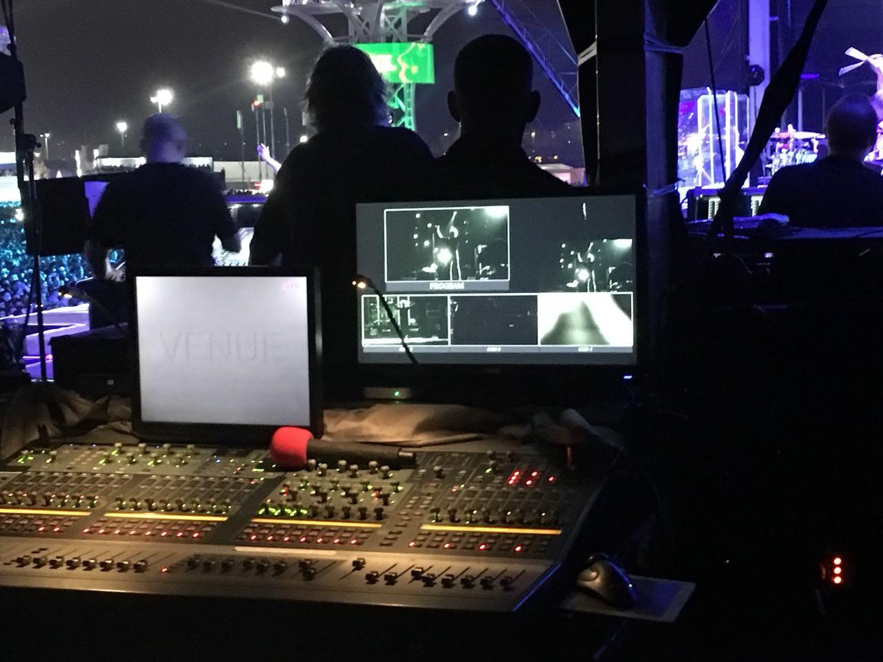 Microfone Axl (Foto: Multishow)