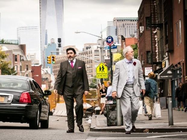 Cena do filme 'Love is strange' (Foto: Divulgação)