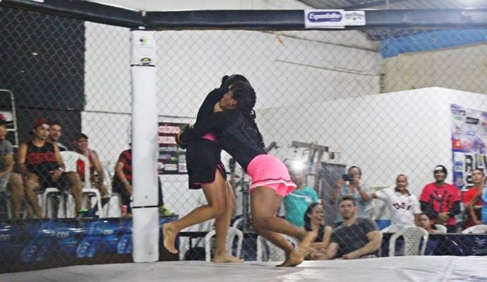 MMA feminino tem crescido no Amazonas (Foto: Divulgação/Big Way)