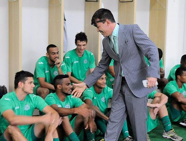 Horley Senna presidente Guarani