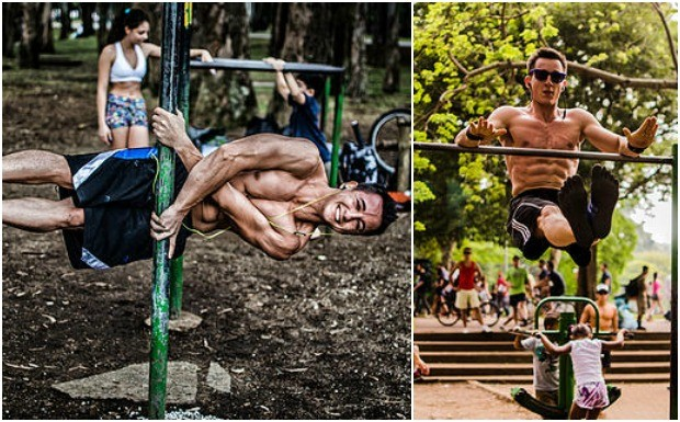 Bodyweight  (Foto: Divulgao / Calistenia Brasil)