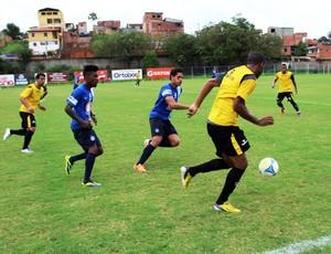 jogo-treino Bahia (Foto: Divulgação / EC Bahia)