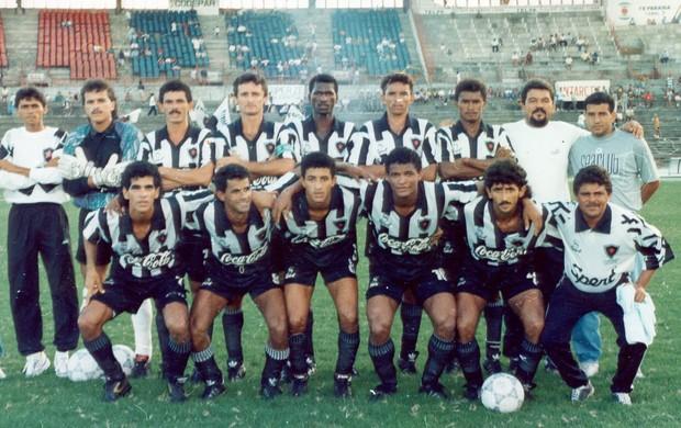 Botafogo-PB 1994 (Foto: Acervo Raimundo Nóbrega)