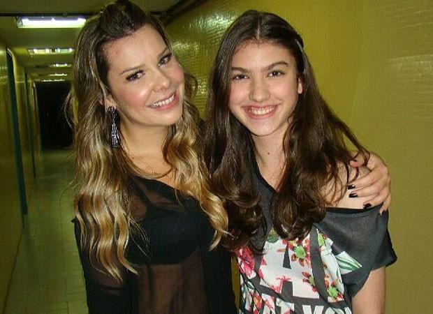 Fernanda Souza e Giovanna Grigio (Foto: Reprodução/Instagram)