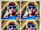 'Caras e bocas': Neymar faz graça em rede social
