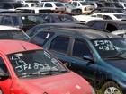 Detran abre visitas para 925 veículos  que vão a leilão no DF