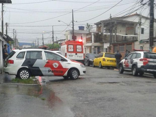 Segurança foi morto após atender conhecido na porta da sua casa  (Foto: Divulgação/Polícia Civil)